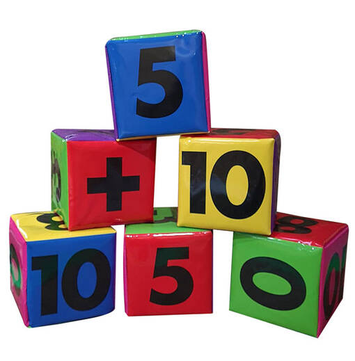 Number blocks a
