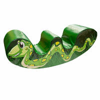 double rocker snake soft play shape