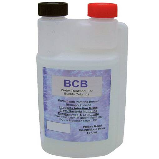 Bcb fluid liquid bubble tube maintenance servicing sensory room equipment