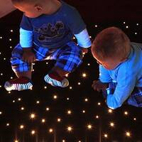 Fibre Optic Carpet Sensory Room Equipment Calming Therapy Learning