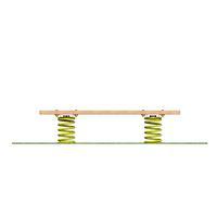 Wobble Balance Board Outdoor Timber Playground Equipment