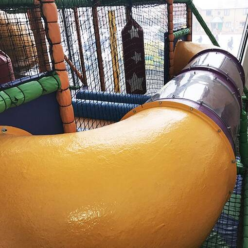 Indoor playground soft play cleaning maintenance install service