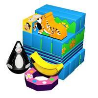 Packaway soft play kits