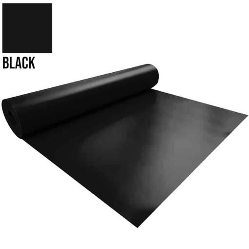 Black 5 metre pvc