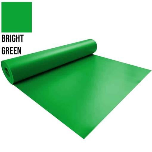 Bright green 5 metre pvc