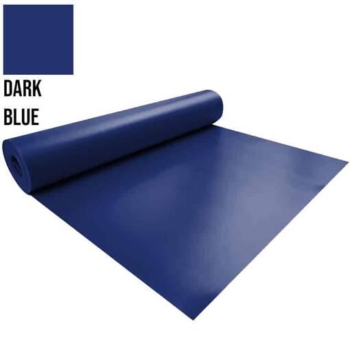 Dark blue 5 metre pvc