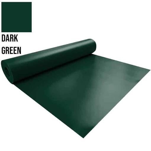 Dark green 5 metre pvc