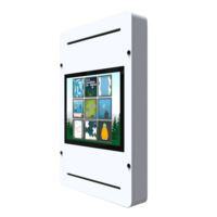 White Digital Games Activity Wall Panel Wall Mounted Interactive Features