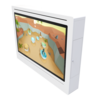 Digital games activity wall panel wall mounted interactive features