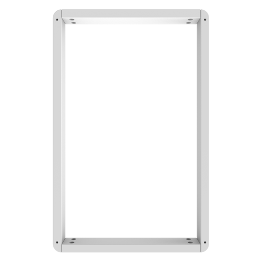 White activity panel frame wall mount interactive features