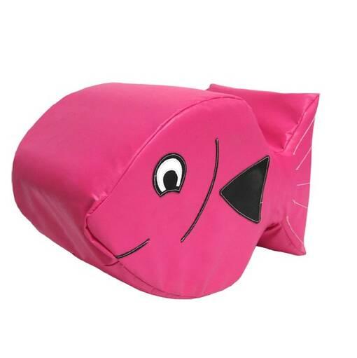 Fish ocean soft play rocker shape indoor playground equipment