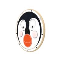 Penguin Arctic Theme Activity Wheel Interactive Features