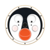 Penguin Arctic Theme Activity Wheel Interactive Features