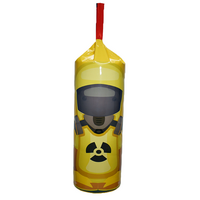 Hazmat Zombie Bash Bag Indoor Playground Soft Play Centre Equipment