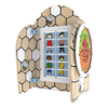 Honeycomb  Beehive Theme Activity Panel Play Structure Interactive Features