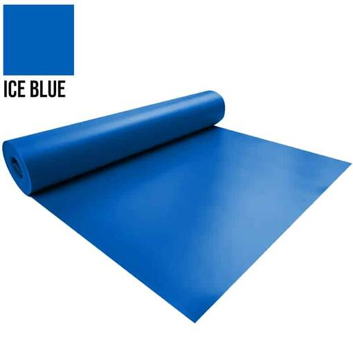 Ice blue 5 metre pvc