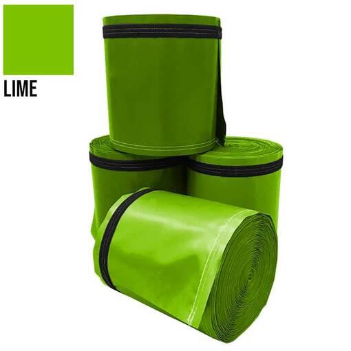 Lime 5 metre pole wrap