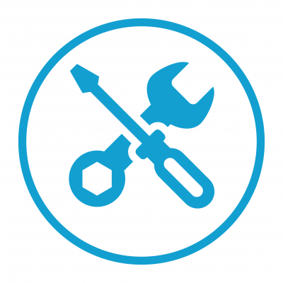 Maintenance services icon