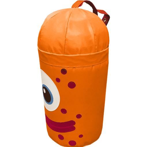 Orange monster alien bash bag indoor playground soft play equipment
