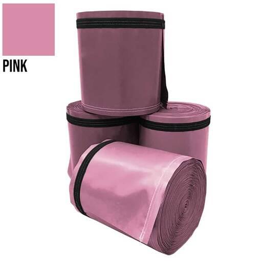 Pink 5 metre pole wrap