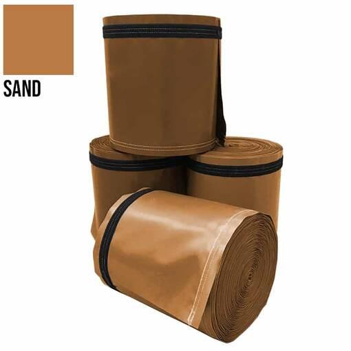 Sand 5 metre pole wrap