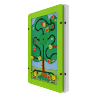 Interactive Wall Panel Sorting Activity Tree