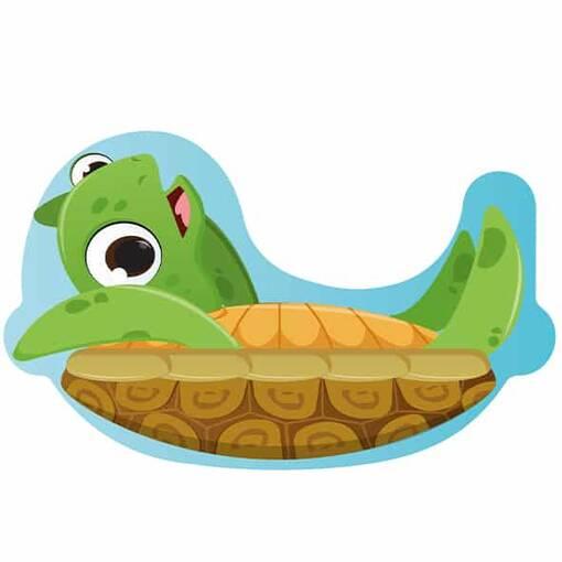 Ocean theme turtle tortoise soft play rocker indoor playground equipment