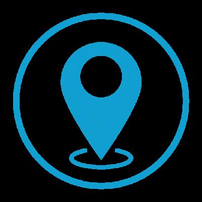 Location building services icon