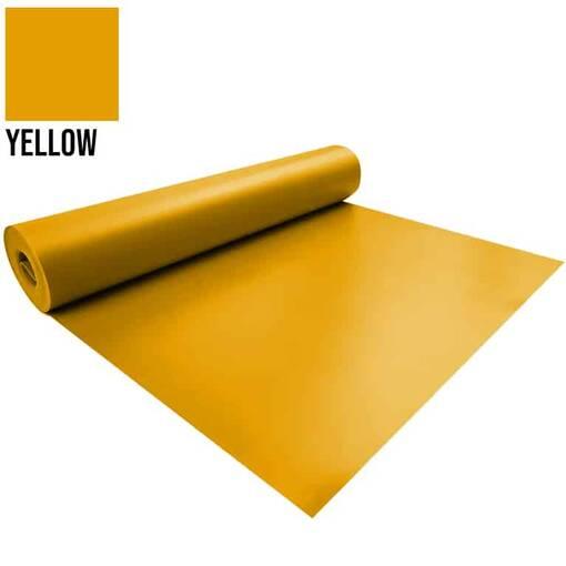 Yellow 5 metre pvc