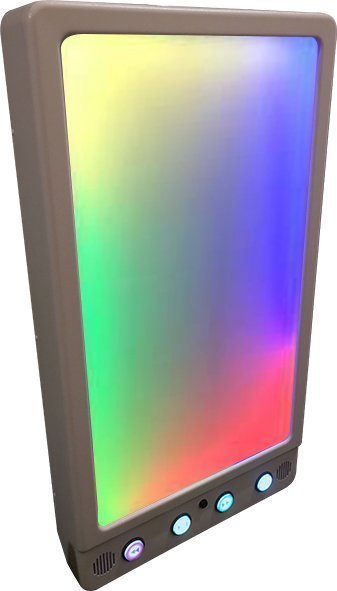 Led colour-blend activity panel sensory room equipment