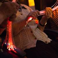 Fibre Optic Wires Sensory Room Equipment
