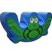 Frog Soft Play Rocker Indoor Playground Soft Play Centre Equipment