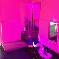 Sensory Room LED Wall Washer for Calming Environment