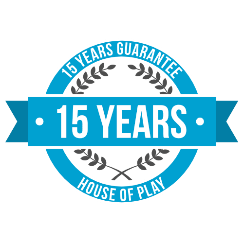 15 year guarantee icon