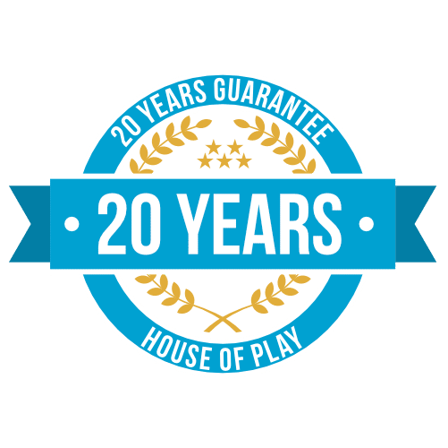 20 year guarantee icon