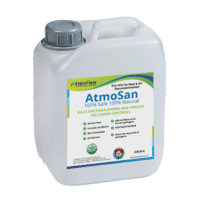 Biocide Sanitising Decontamination Fluid Fogger ULV Cleaning