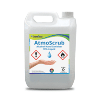 Hand Sanitiser 70% Alcohol Liquid Antibacterial