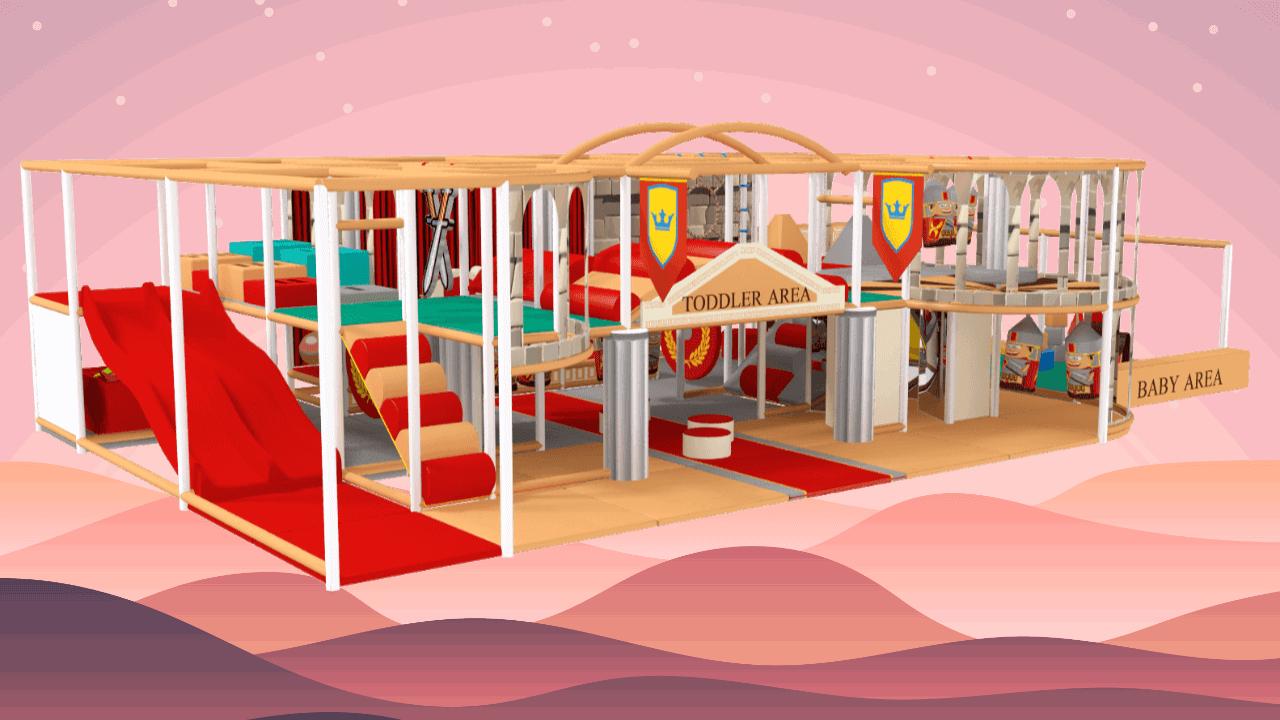 Roman soft play equipment,history indoor playground equipment