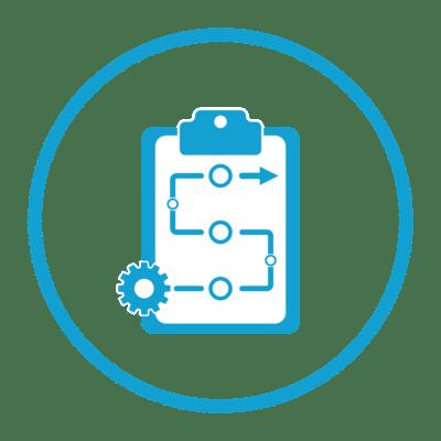 Operational procedures icon