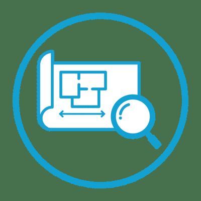 Planning application icon