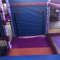 Zip Roll Up Panel for Soft Play and Indoor Playgrounds