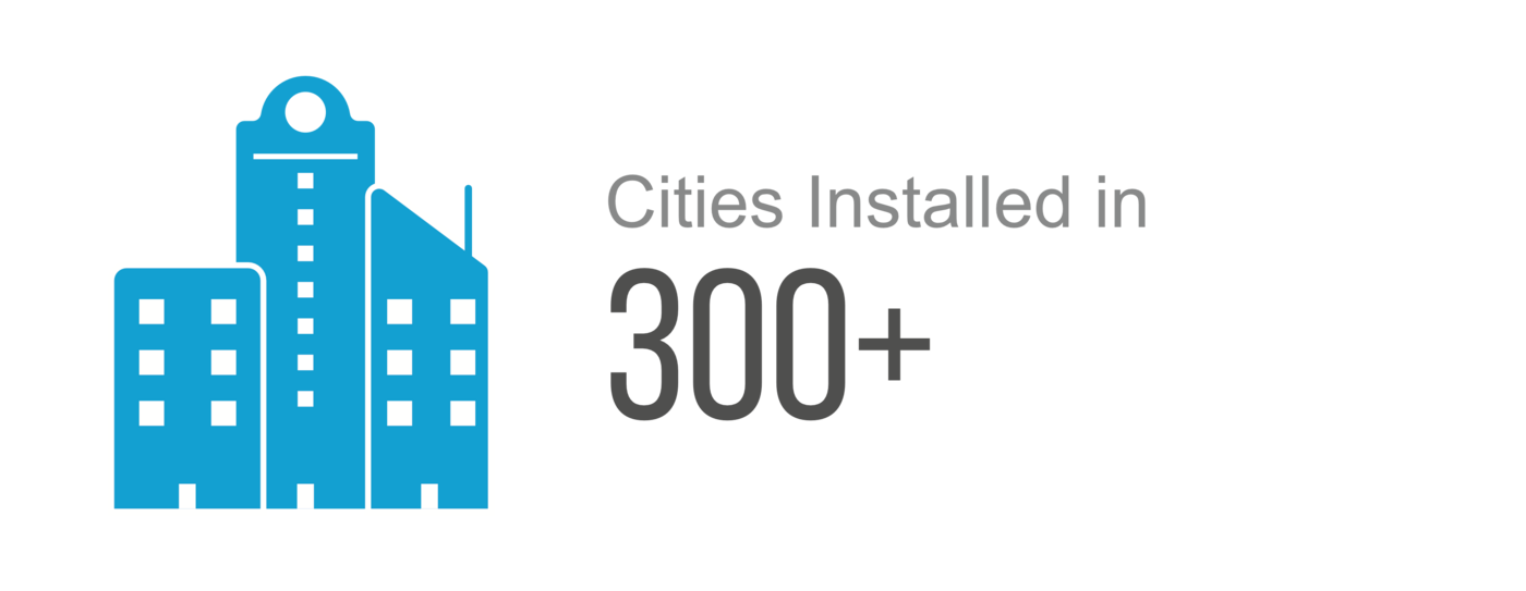 Cities install icon
