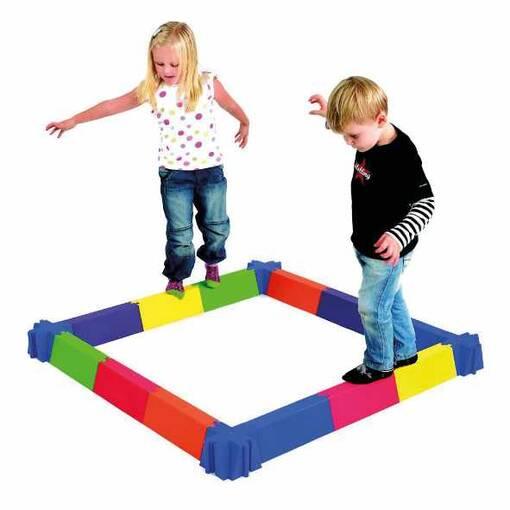 Balancing path for sensory integration