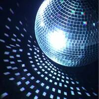 Colour changing mirror ball and spot light kit for sensory rooms