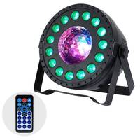 Equinox MoonPar Multicoloured LED Effect lighting projector for soft play and sensory