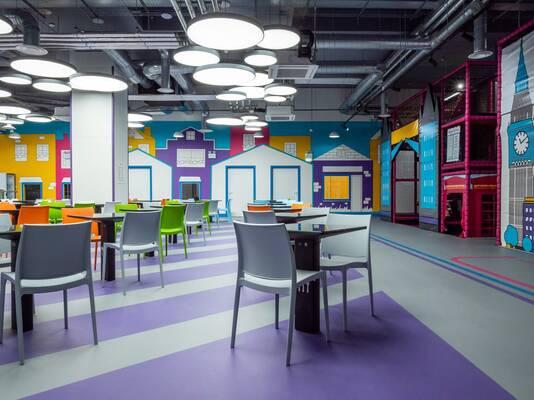 Indoor playground venue