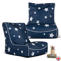 Uv star print foam seat for indoor or outdoor