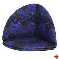 Galaxy effect corner floor matgalaxy effect corner floor mat