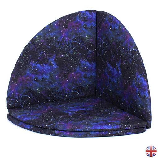 Galaxy effect corner floor matgalaxy effect corner floor mat