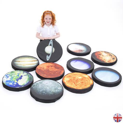 Senory planet carry cushions
